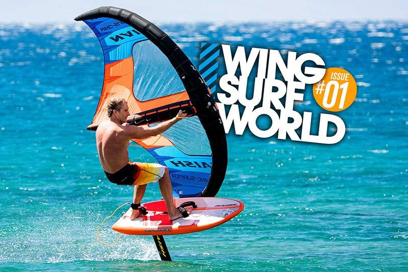 Wing Surf World magazine issue 1