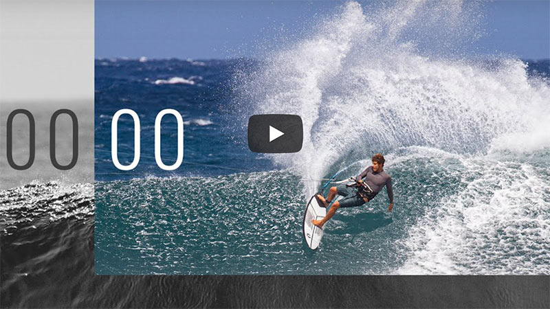 Cabrinha 00 Collection launch video