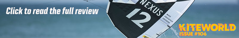 Core Nexus 2 kite review