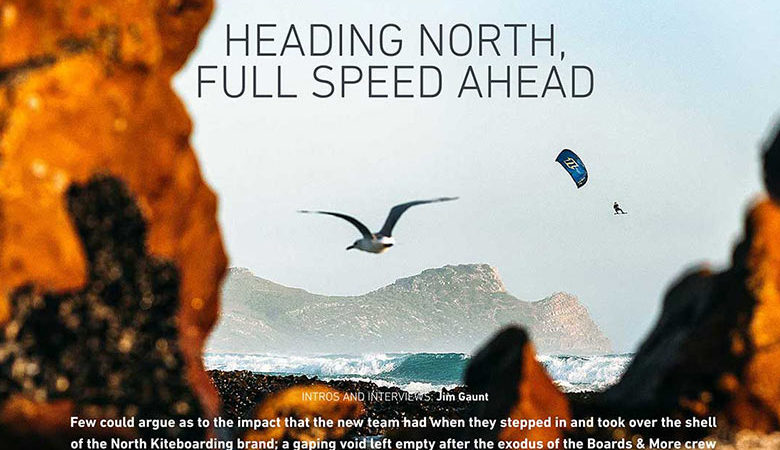 North Kiteboarding Kiteworld issue #106