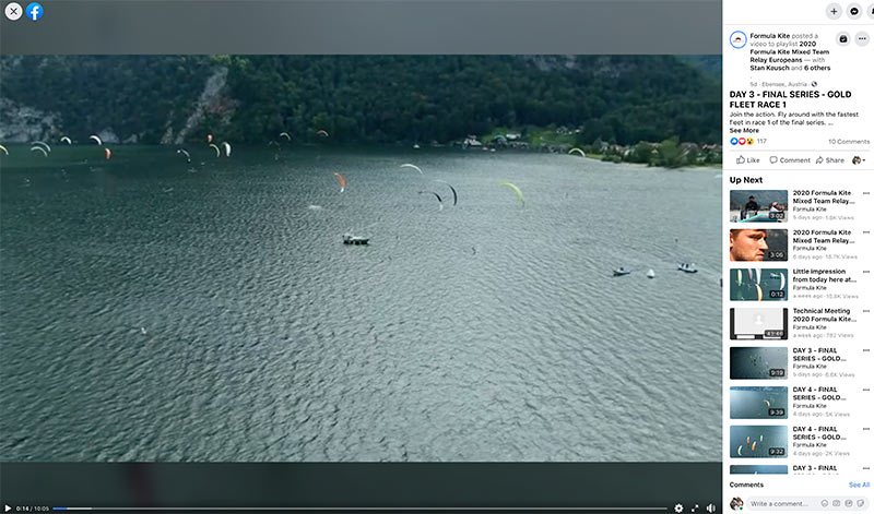 IKA Mixed Team Relay video