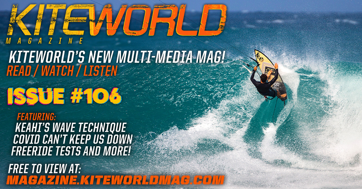 Issue #106 Kiteworld