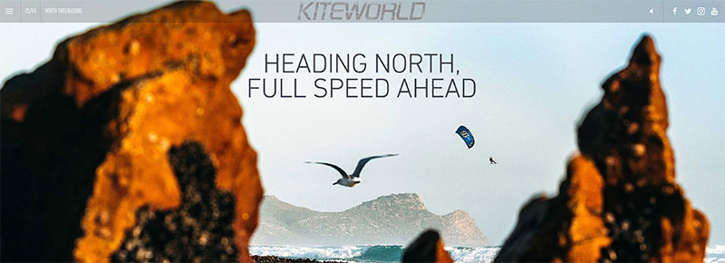 North Kiteboarding kitesurfing equipment interviews