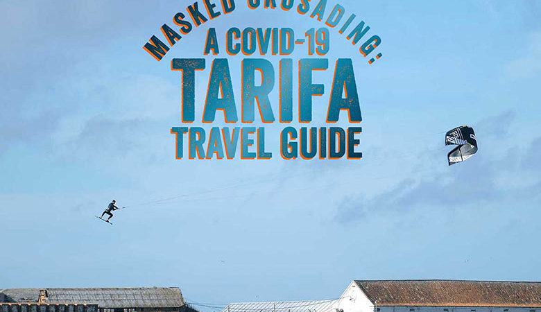 Tarifa Covid guide Kiteworld issue #106