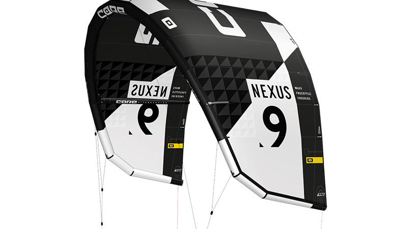 Core Nexus 2 Kite Test