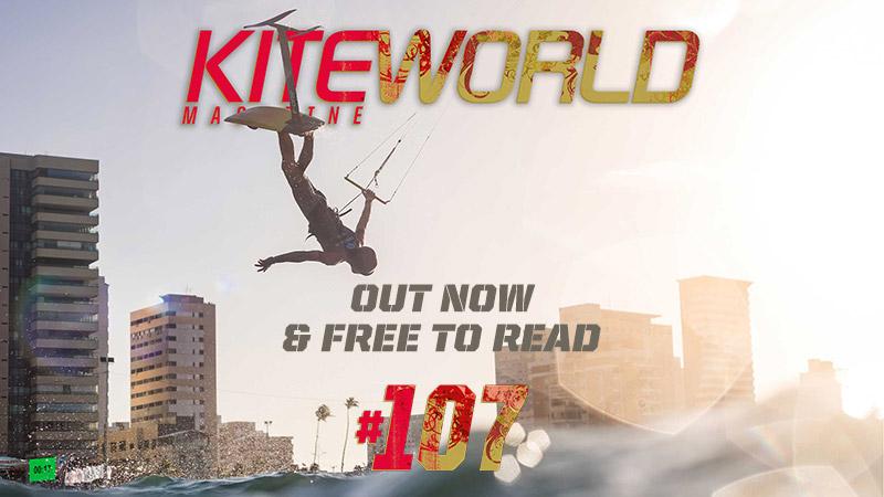 Kiteworld Magazine issue #107