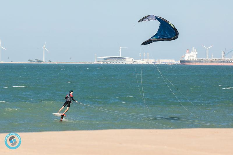 GKA Superfoil Brazil kite hydrofoil freestyle
