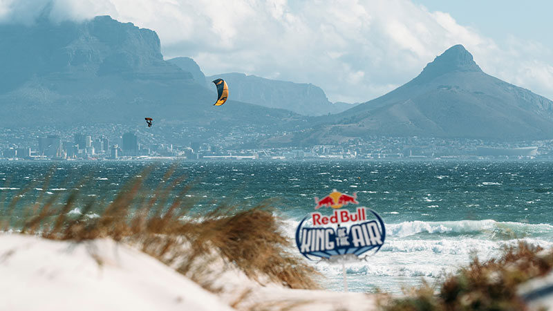 Liam Whaley Red Bull KIng of the Air competitor