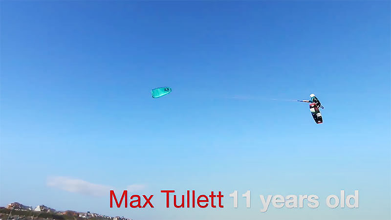 Max Tullet King of the Air video