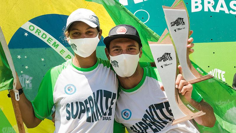 GKA Freestyle Superkite Brazil