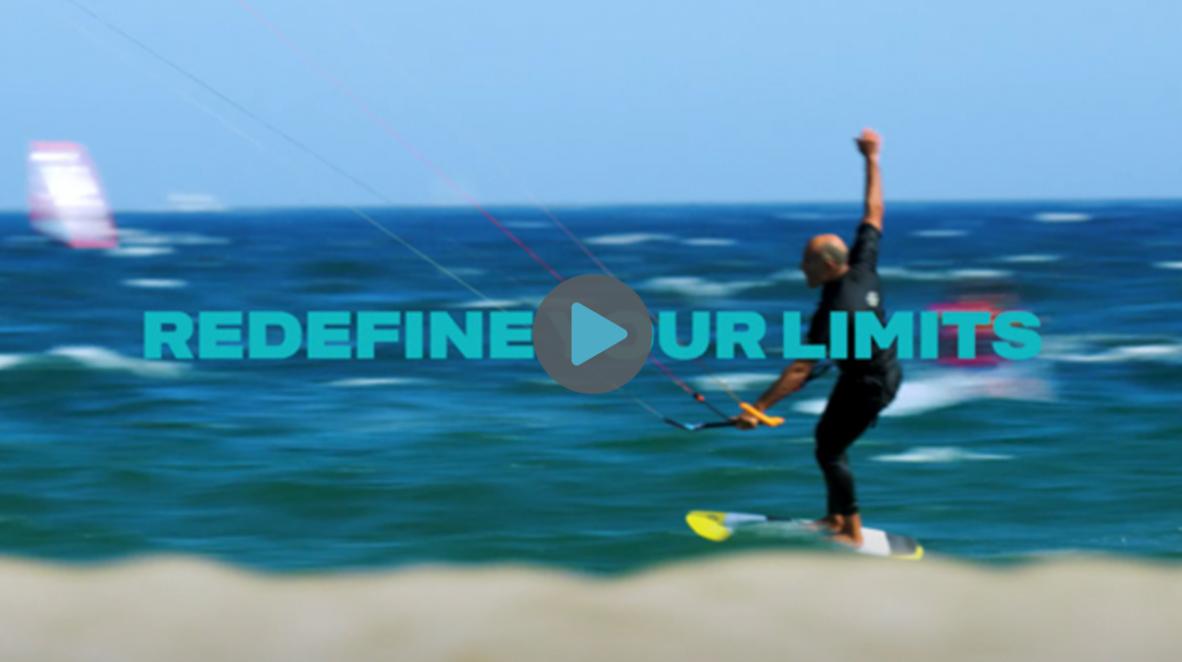 Redefine Your Limits Santi Font