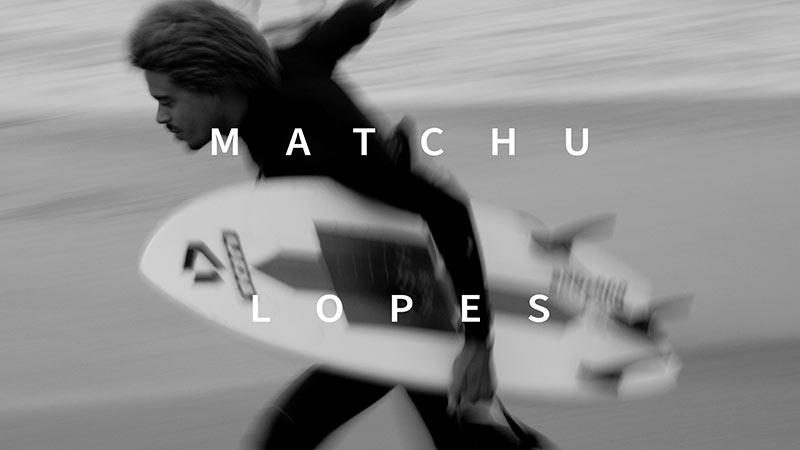 Matchu Lopes Small Talk video interview
