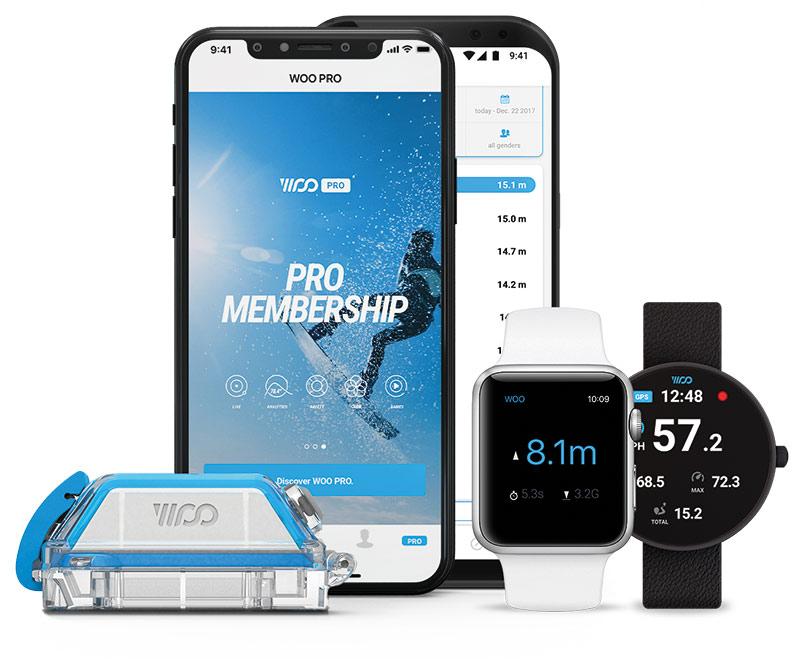 Woo Pro device