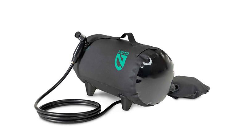 Helio shower - gift for kitesurfers