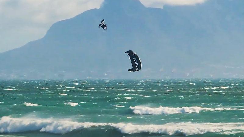 Josh Emanuel 50 knots