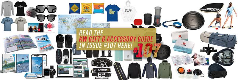 Kiteworld gift guide for kitesurfers