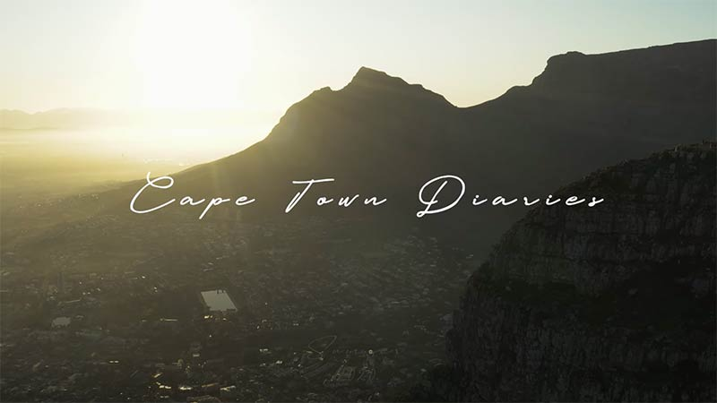 Cape Town Diaries - North Kiteboarding movie