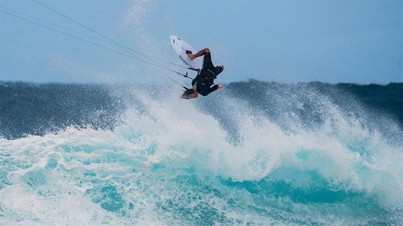 Jesse Richman in Hawaii