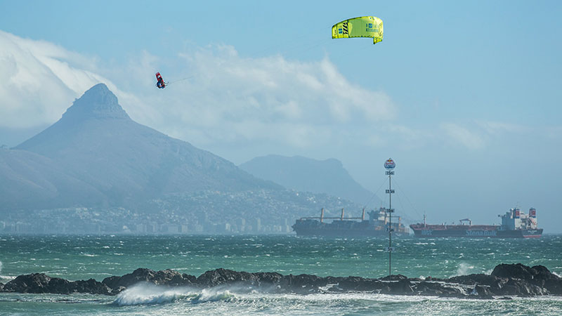 Lewis Crathern Red Bull King of the Air