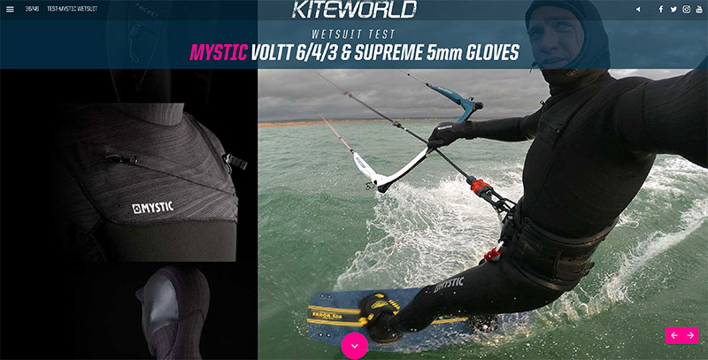 Mystic Voltt 6/4/3 and Supreme gloves review