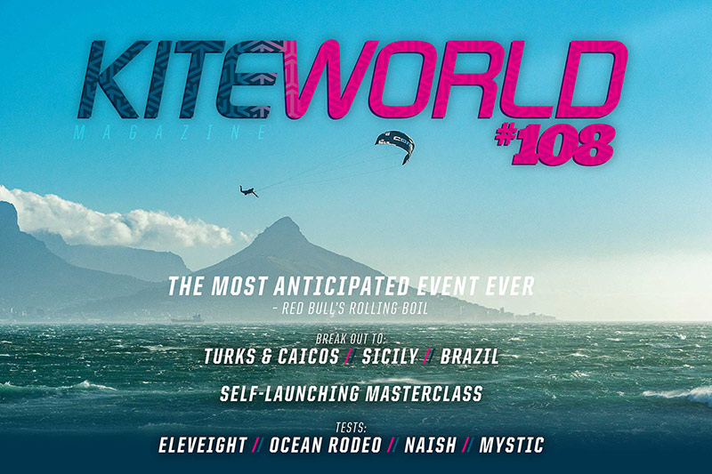 Kiteworld issue #108 out now