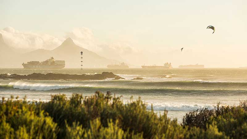 Kevin Langeree, Cape Town