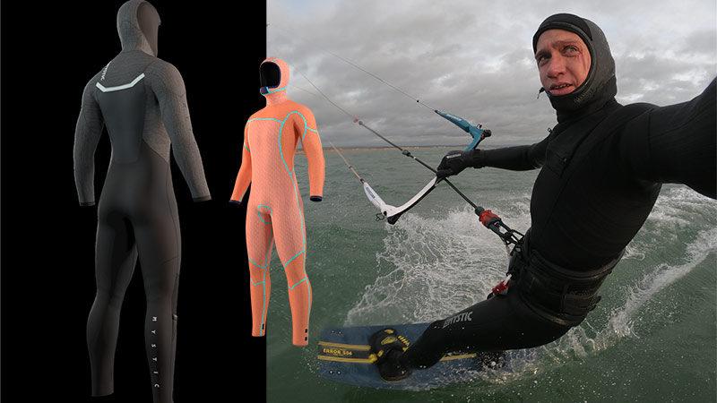Mystic Voltt winter wetsuit review
