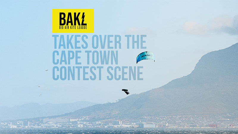 Big Air Kite League Cape Town competition