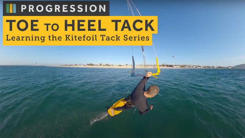 Progression foil tack tutorial