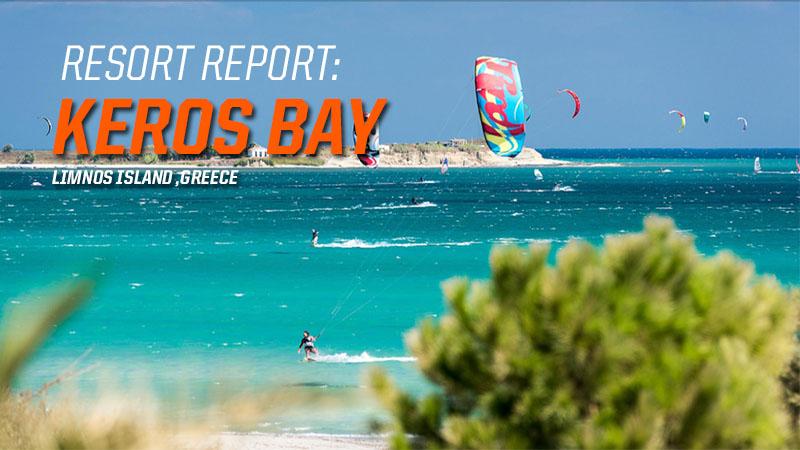 Resort report Keros Bay