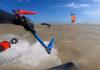 Naish Pivot 7, 8 and 9m Kite test