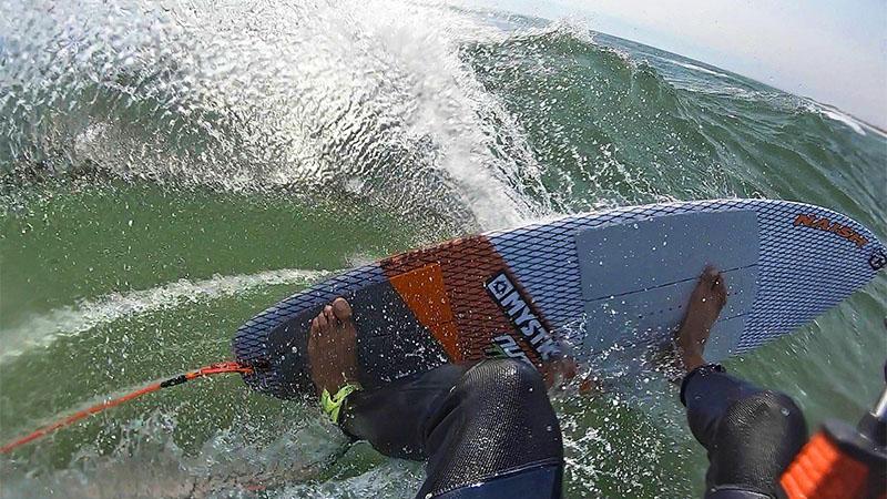 Naish Global Carbon surfboard