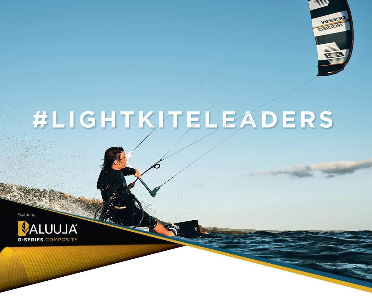 Ocean Rodeo light kite leaders