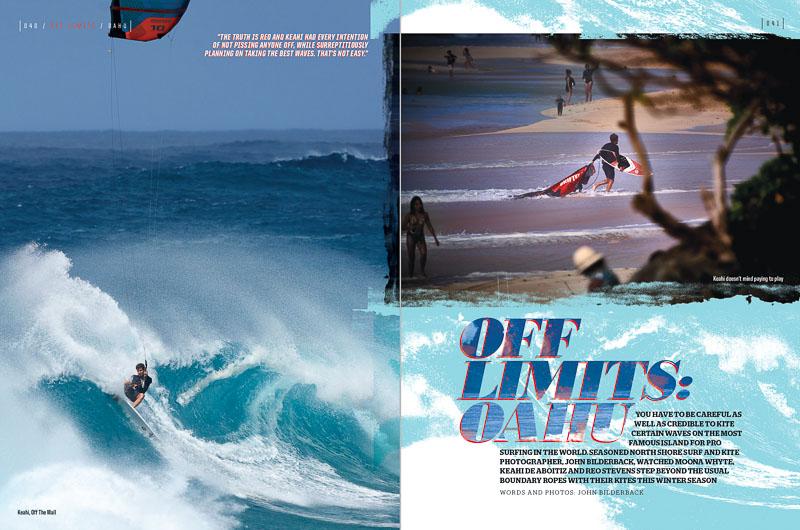 Kitesurfing Oahu feature in Kiteworld