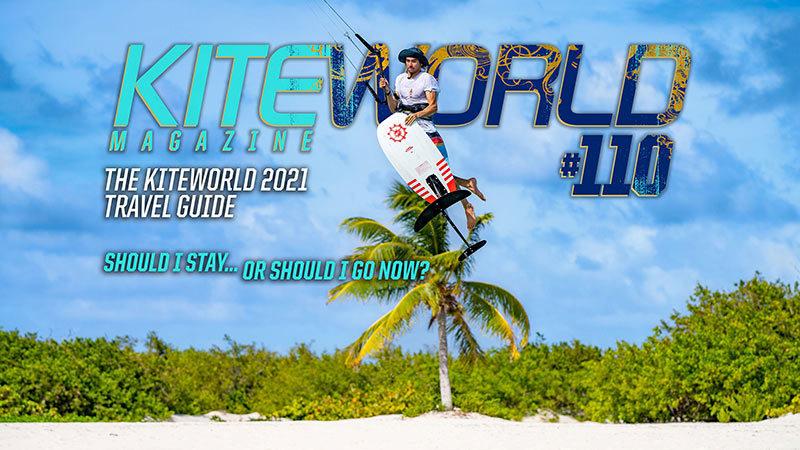 Kiteworld Travel Guide 2021 cover