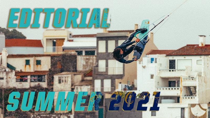 Editorial Kiteworld summer issue 2021