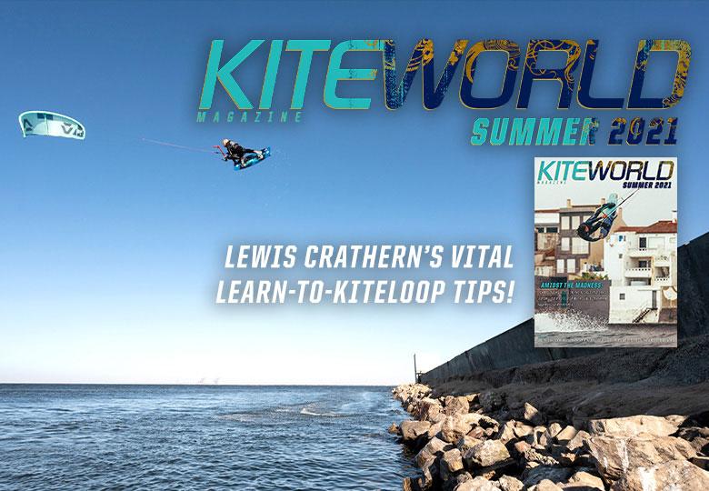 Lewis Crathern kiteloop tutorial