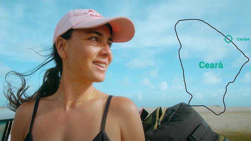 Bruna's best kiteboarding spots in Brazil