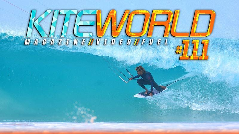 Kiteworld Magazine - online kiteboarding magazine
