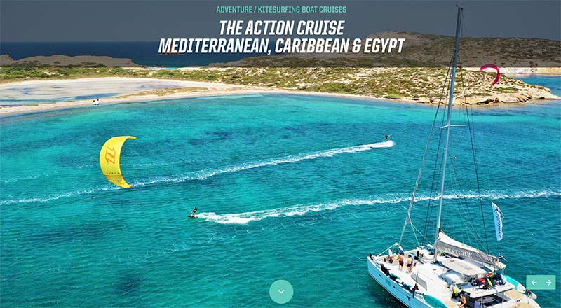 The Action Cruise 2021