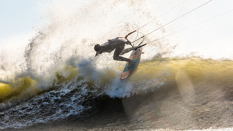 Duotone kiteboarding video