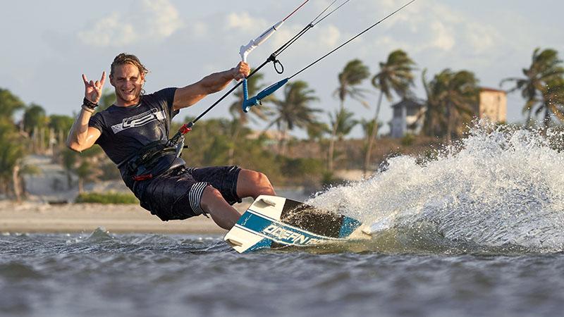 Giel Vlugt Joins Ocean Rodeo
