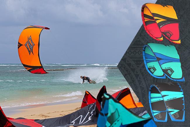 New Naish kites