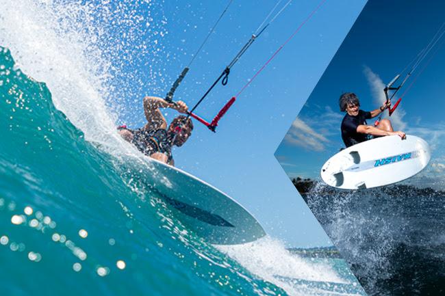 New Naish surfboards