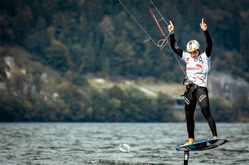 Axel Mazella - KiteFoil Austria 2021