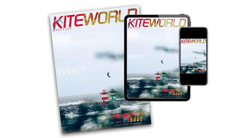 Kiteworld Magazine winter edition