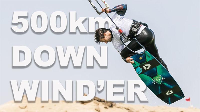 Dakhla Downwind Challenge
