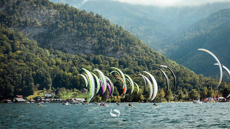 KiteFoil World Series - Austria 2021
