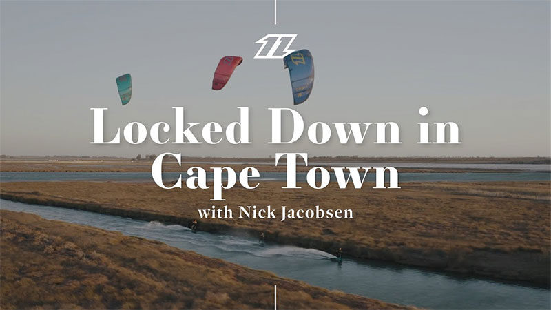 Nick Jacobsen - Locked down in Cape Town